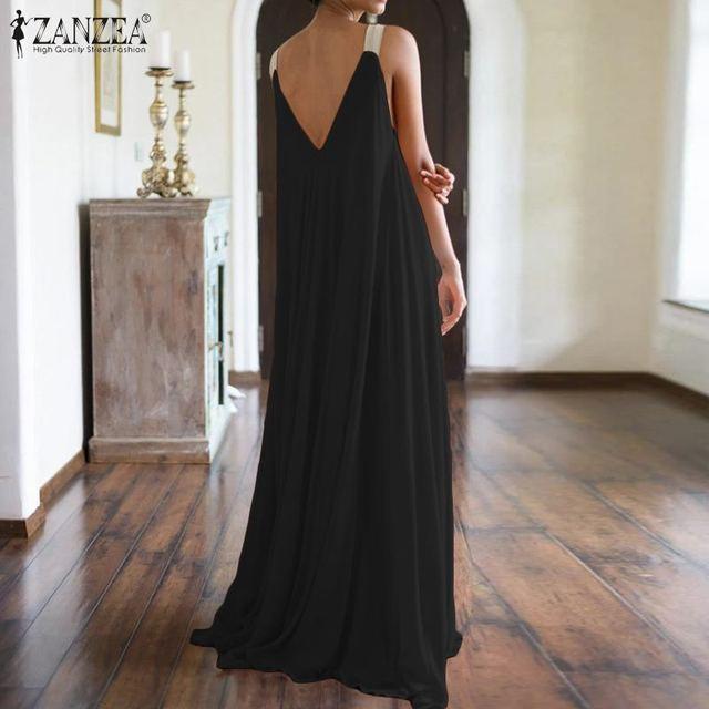 draping shoulder strap dress, flows beautifully, maxi dress 4