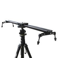 COMMLITE CS SL60/80/120 Sliding Pad Video Track Slider Dolly Slider Video Stabilizer System 120CM for All Cameras Camcorders