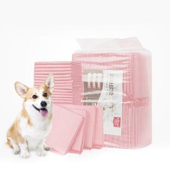 Zagęścić chłonne pieluchy dla zwierząt szkolenia psów Pee Pad jednorazowe zdrowe pieluchy dla kotów pieluchy dla psów klatka mata artykuły dla zwierząt 5 warstwy tanie i dobre opinie inspaws Disposable changing pad CN (pochodzenie)