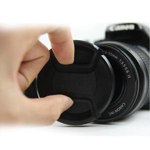 Image 4 - Walkingway Lens Cap Holder 43/49/52/55/58/62/67/72/77/82mm Center Pinch Snap on Cap Cover Lens Cap Protective Lens Protector