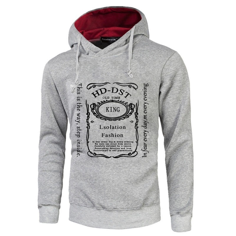 Hip Hop 3D Print Hooded Men Sweatshirt Hoodies Pullover Spring Full Length Sweatshirts For Man 2019 Autumn Streetwear Male Hoody