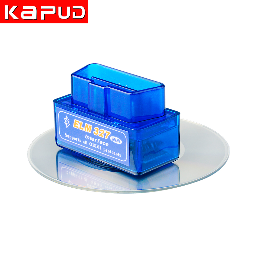 Mini OBD2 Elm327 V1.5 Bluetooth Auto Scanner Tool Android Windows 12V Diesel Elm-327 OBDII Adapter Auto Diagnostic Tool