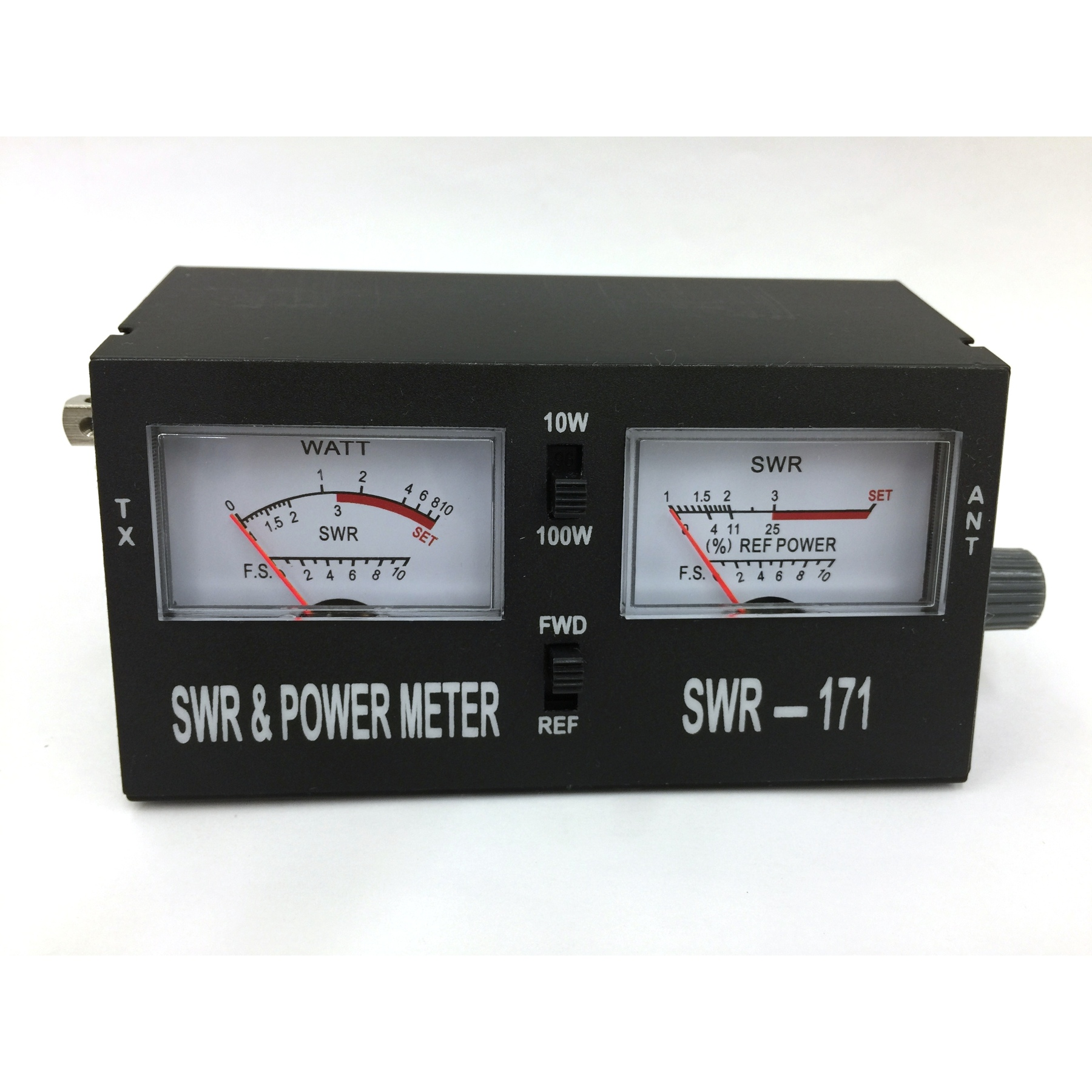 Meter SWR Swr-171. Measuring Instrument To Adjust Antenna Radios