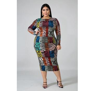 Mirsicas plus size bodycon dress