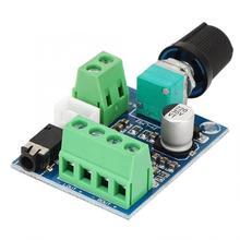 цена на Digital Amplifier Board Module Volume Adjustable Dual Channel Amplifier Board DC12V-24V 15W+15W