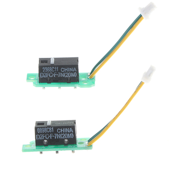 1Pair Repair Parts Mouse Micro Switch For Logitech G900 G903 Mouse Button Board