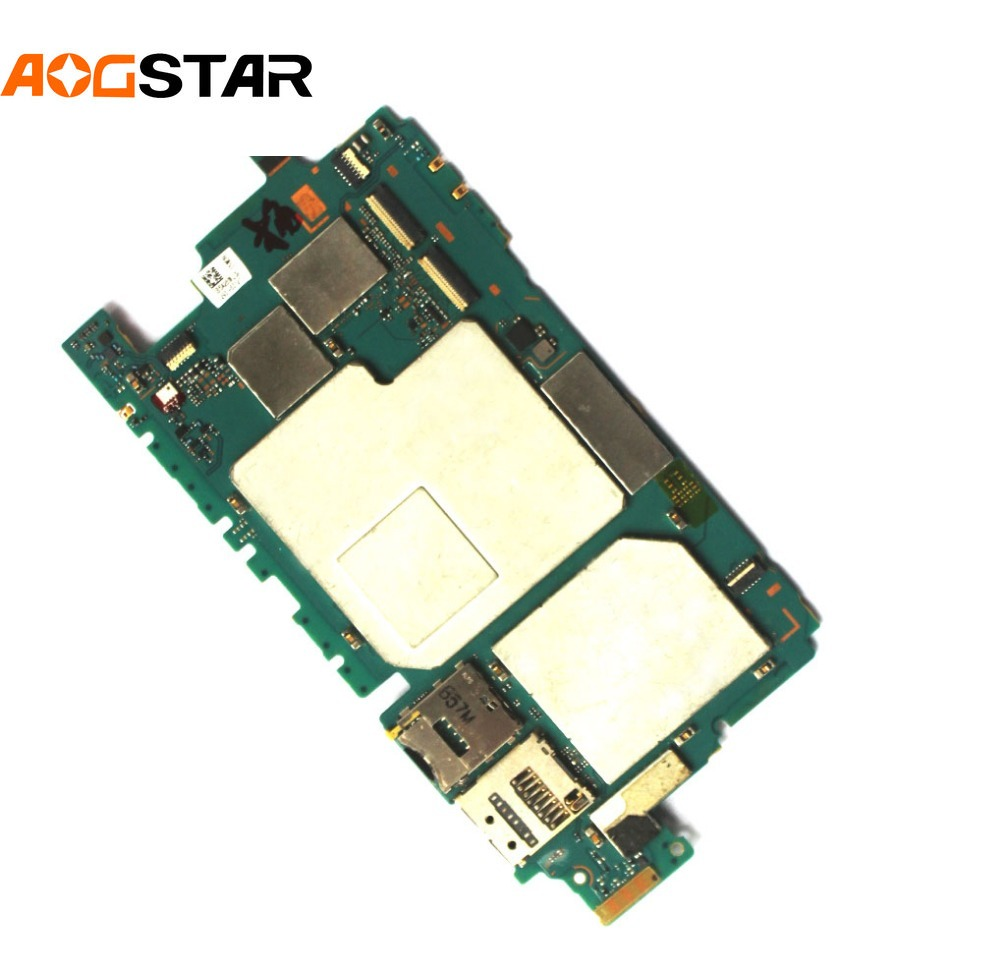 Aogstar Mobile Electronic Panel Mainboard <font><b>Motherboard</b></font> Circuits Cable For <font><b>Sony</b></font> Xperia <font><b>Z5</b></font> Mini Z5mini Z5C Compact E5803 E5823 image