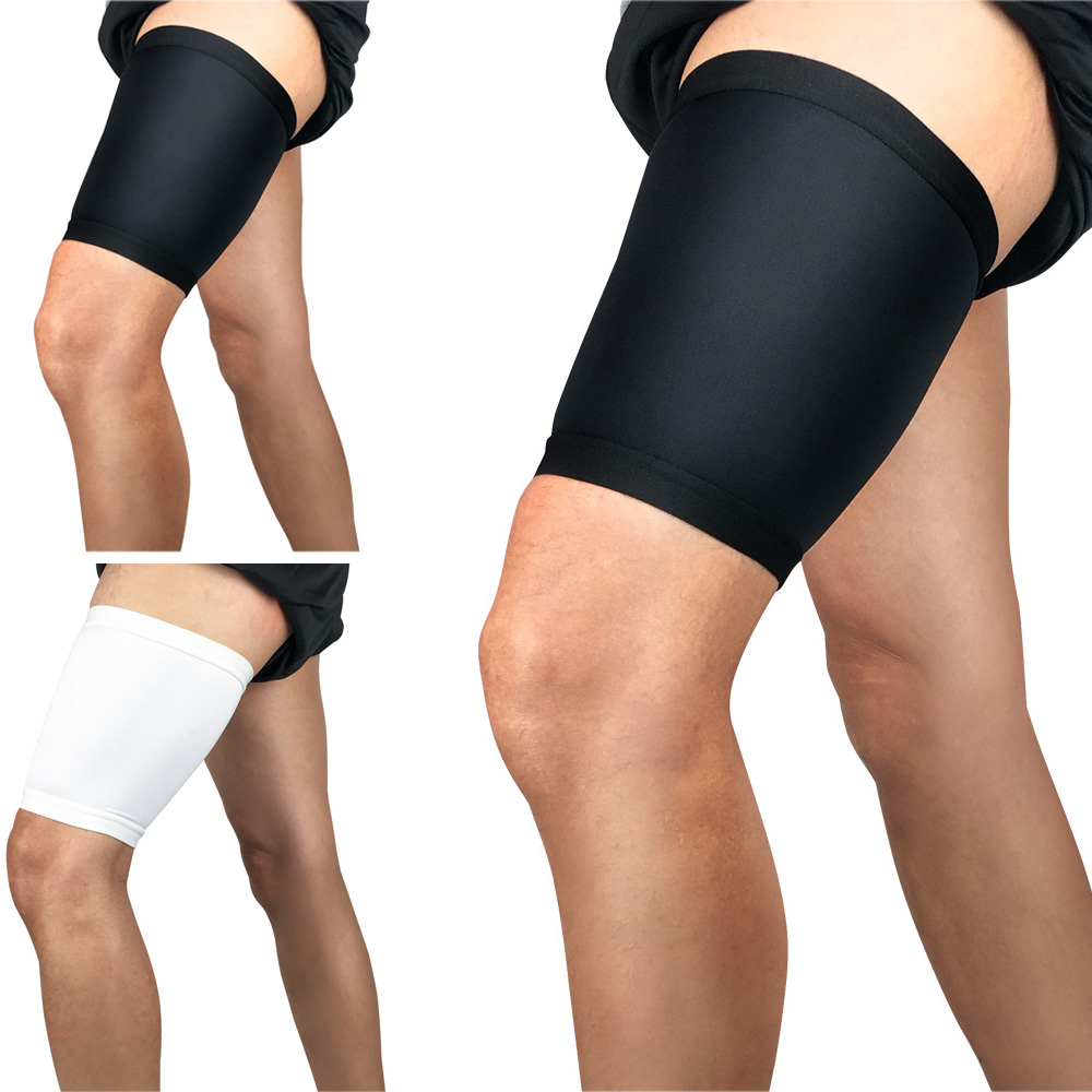 Sports Protective Gear Protection Thigh Compression Leg Sleeve Support Running