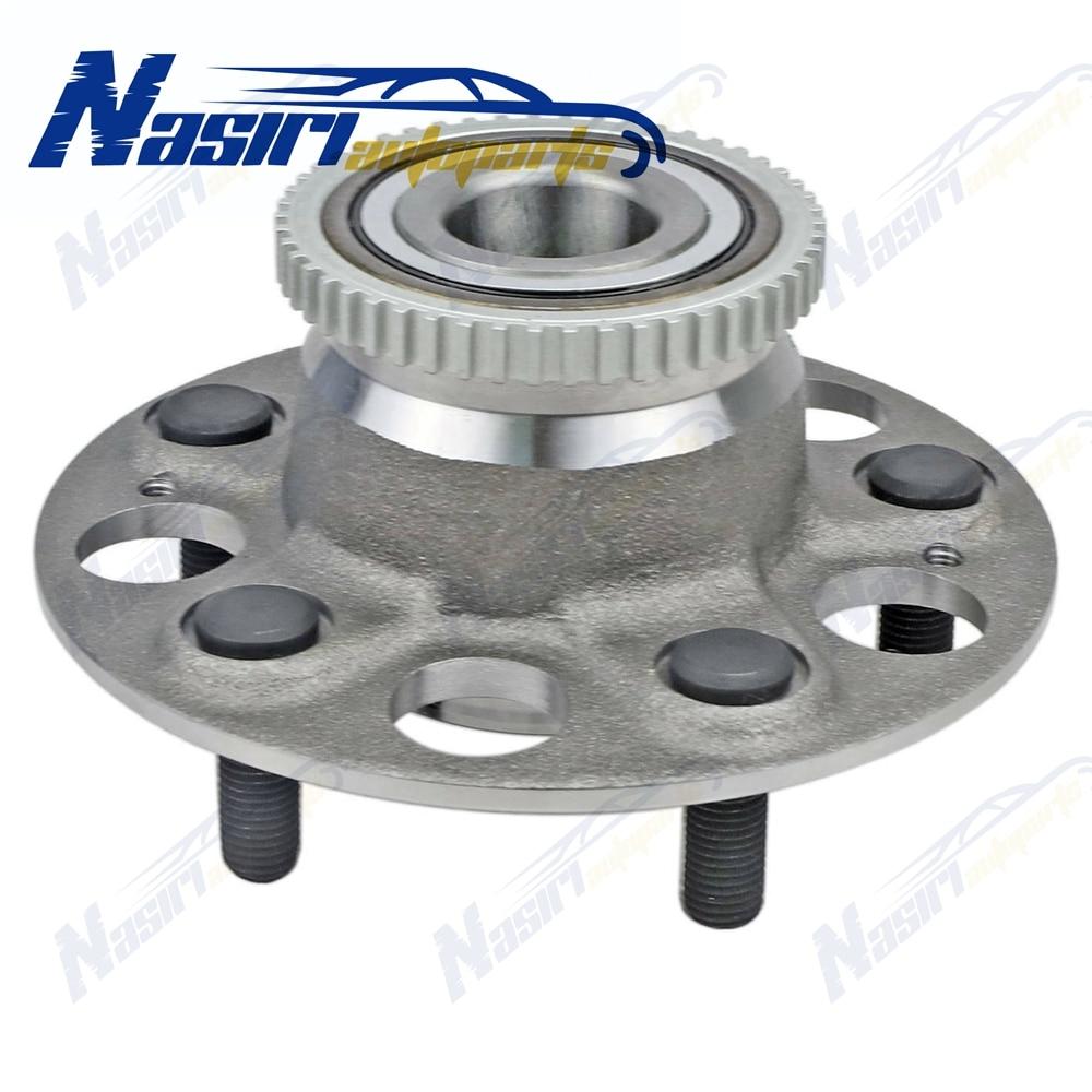 Rear Wheel Bearing Hub Assembly For 2004-2005 Honda Civic 2003-2006 Acura RSX ABS