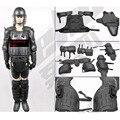 Anti-oproerpolitie Pak Voor Emn Beveiliging Armor Met Helmen Vlam Brandvertragende Veiligheid Beschermingsmiddelen