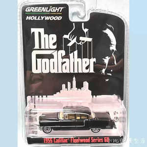 Greenlight CARS 1/64 Hollywood Chevrolet pickup truck Cadillac wraider Collector's metal car for boy's gift