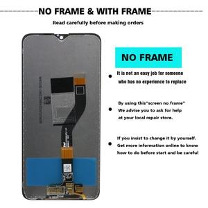"Image 2 - 6.2 ""Original AMOLED Für Samsung galaxy A10s lcd Digitizer A107/DS A107F A107FD A107M Display Touchscreen Digitizer montage"