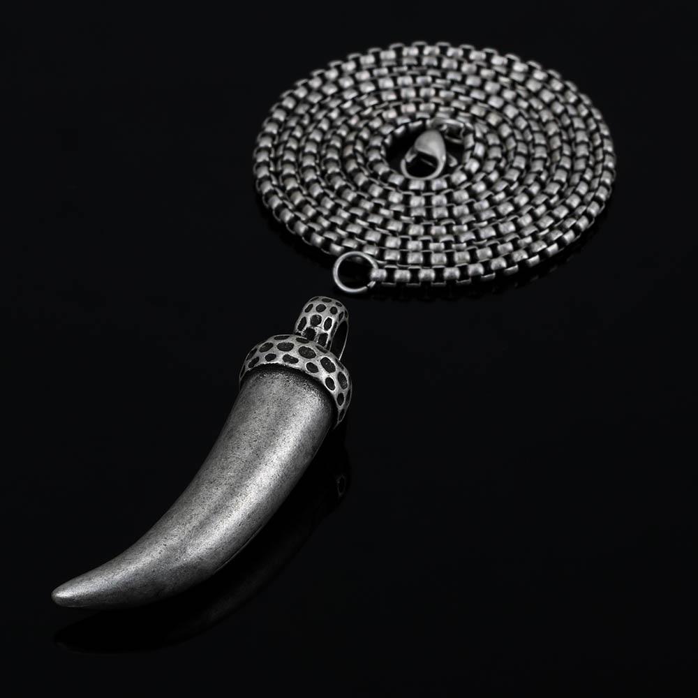 pendant charm necklace BOFEE