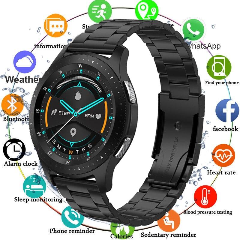 Smart Watch Men Bluetooth Call Fitness Tracker Smartwatch Women IP67 Waterproof Blood Pressure WhatsApp Clock For Android IOS|Smart Watches| - AliExpress