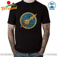 Винтажная футболка с изображением Татуина, Советская футболка CCCP BOCTOK 3 Space Mission, Мужская футболка в стиле ретро, Россия, СССР, космическая про...