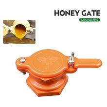 Brand Three Color Honey Gate Beekeeping Tool Suitable for honey bee faucet gate valve beekeeping Honey extractor door Honey Tool