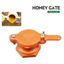Marka trzy kolory spust miodu narzędzie pszczelarskie nadaje się do miodu pszczoła kran zasuwa pszczelarstwo miód ekstraktor drzwi miód narzędzie