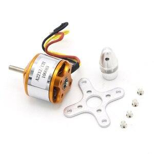 Image 5 - A2212 1000KV 2200 브러시리스 아웃 러너 모터 + SimonK 30A ESC + 1045 프로펠러 (1 쌍) RC 항공기 멀티 로터 용 쿼드 로터 세트