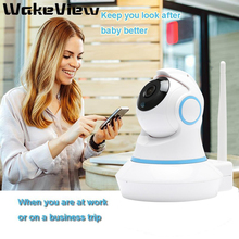 WakeView 1080P Wireless IP Camera Pan/Tilt 2MP Dome Indoor Two Way Audio CCTV WiFi Camera  Security Surveillance Baby Monitor