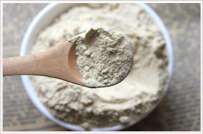 Le goût sucré naturel de la poudre 500g de papaye verte peut être employé avec la poudre de Pueraria