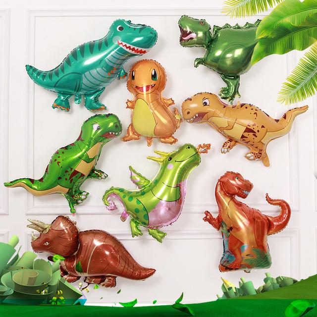 Walking Dinosaur Party Balloon