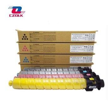 New Compatible Toner Cartridge for Ricoh MPC3003SP/C3503SP MPC 3003SP 3503SP 3003 3503 4Pcs/1Set(K.M.Y.C)