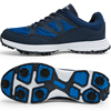 Men Golfer Sneakers Professional Outside Turf Golf Training Trainers Athletic Shoes Man Gray Sneakers Spring Golf Male Sneakers