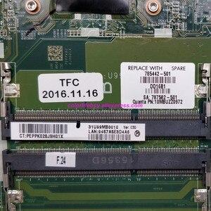 Image 3 - Подлинный ноутбук 785442 501 DA0U99MB6C0 REV:C UMA w A8 6410 для HP 15 F014WM 15 F100DX 15 F Series