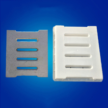 DIY Plastic Molds For Paving Slabs Concrete Square Well Cover Rainwater Grate Mo