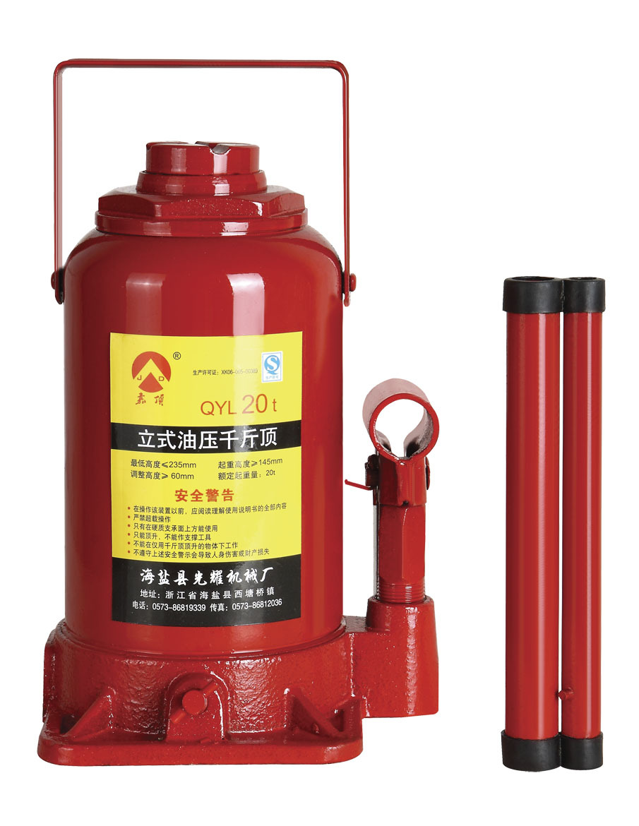 All Specification Selectable 20T Oil Pressure Lifting Jack National Standard 20 Tons Manufacturers Direct Selling