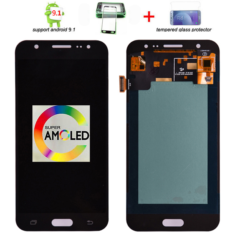 AMOLED Original pour Samsung Galaxy J5 2015 J500 J500G J500Y J500M J500H écran LCD avec assemblage de numériseur d'écran tactile