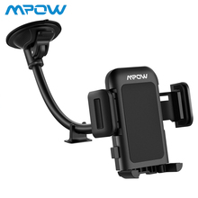 Mpow Upgraded Car Phone Holder Long Arm Mount with Easy Touc