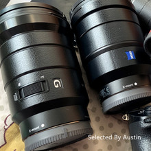 פרימיום עדשת עור לעטוף כיסוי מגן ללבוש מקרה עבור Sony 16 35 f4 24 70 2.8GM 70  200 2.8GM f4 70 300