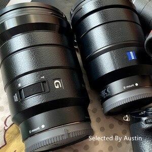 Image 1 - פרימיום עדשת עור לעטוף כיסוי מגן ללבוש מקרה עבור Sony 16 35 f4 24 70 2.8GM 70  200 2.8GM f4 70 300