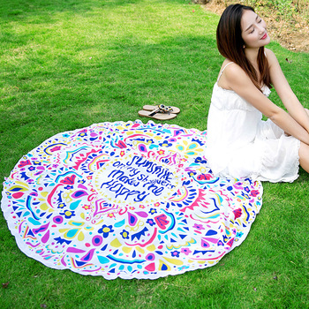 Chiffon Beach Towel Shawl  Round Chiffon Hijab  Hijab Scarf  Blanket Scarf indian elephant print chiffon round beach throw