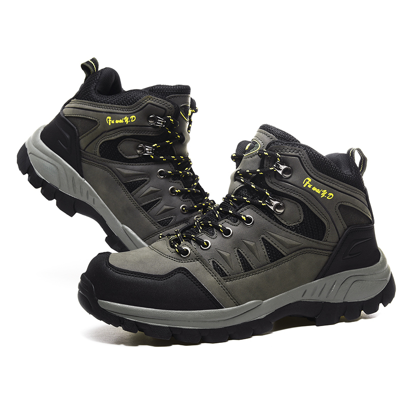 Boots Trail-Shoes Mountain-Climbing-Boots Outdoor Winter Autumn Men Size-39-47