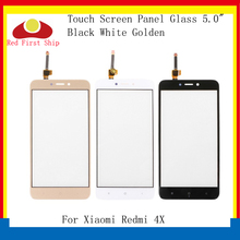 10Pcs/lot Touch Screen For Xiaomi Redmi 4X Touch Panel Digitizer Sensor Front LCD Glass Lens REDMI 4X Touchscreen Replacement new data collector touchscreen for trimble tsc3 amt 10476 touch screen digitizer sensors front lens glass replacement