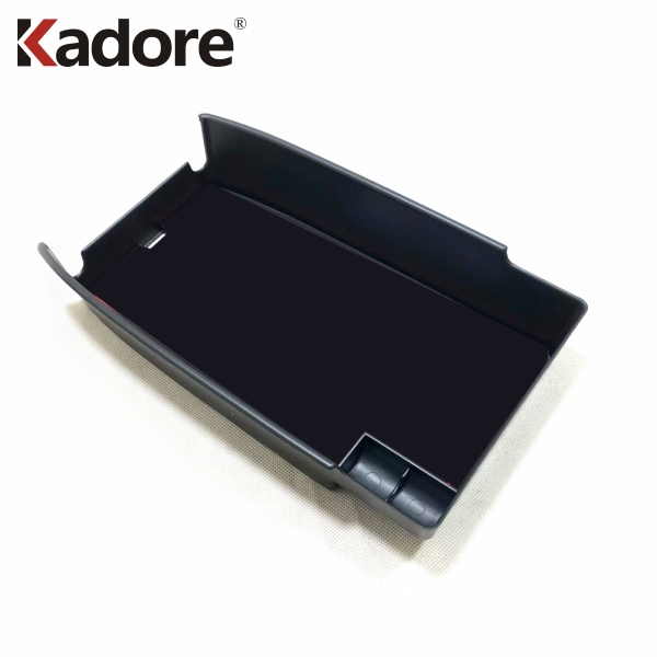 For Ford Kuga Escape 2020 2021 Car Armrest Storage Box Central Plastic Glove Container Control Case Interior Accessories