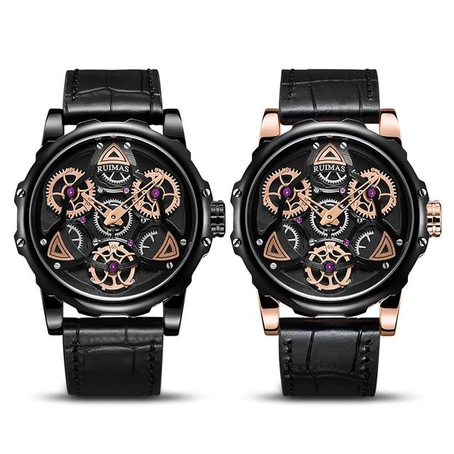 Ruimas Fashion Military Leather RL526G