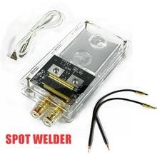 DIY Spot Welder Welding Soldering Machine 18650 Battery Portable 12-16V 150A Spot Welder PCB Circuit Board Welding Equipment