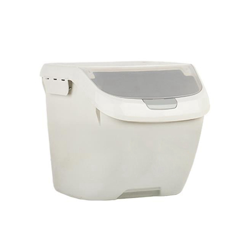 Big Deal Rice Storage Box Sealed Moisture-Proof Large Capacity Grain Flour Container Kitchen Rice Storage Box Flip Cover