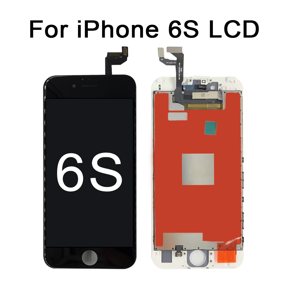 H5cf5d3ad9a204b2bab2f5b6236205bc1I Perfect Quality AAA+++ For iPhone 7 LCD 4.7 inch Screen Diaplay 100% No Dead Pixel Pantalla For iPhone 6 6S 7 8 LCD with Gifts
