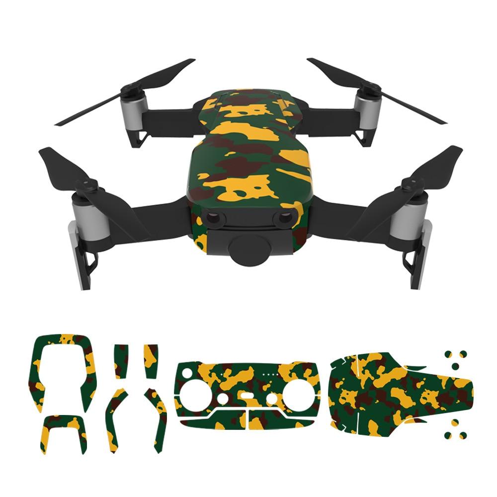Dji Yulai Air Phone Case Remote Control Adhesive Paper Camera Body Theme Skin Film UAV Accessories