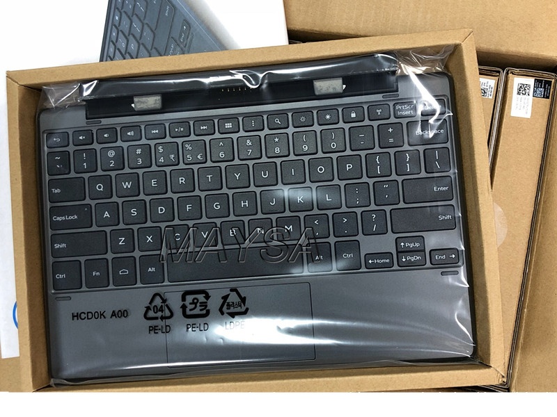 NEW!! K15A keyboard For Dell Venue <font><b>10</b></font> Pro 5000 <font><b>5050</b></font> inch 2 in 1 Tablet PC image