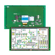 5 smart TFT LCD Module with CPU & serial interface for touch controller