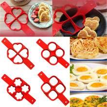 Кольцо для блинов и яиц антипригарное кухонное приспособление