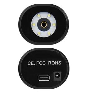 Image 5 - Alta qualidade bomba de ar do carro 150psi sem fio portátil compressor display digital pneu inflator pneu inflável bomba elétrica