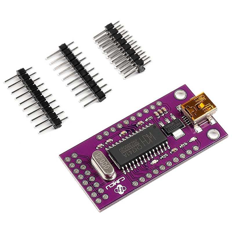 FFYY-1Pcs CH341A USB حافلة نقل وحدة مبرمج RS232/RS485/RS422