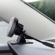 Car Phone Holder Magnetic Stand Cellphone Magnet Mount 360 Rotation in Support Telephone