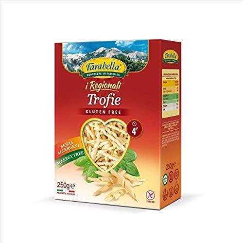 Farabella I Regionali Trofie Rustiche Senza Glutine 250 G